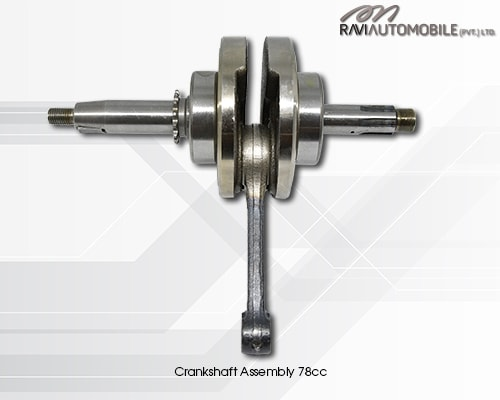 Crankshaft Assembly 78cc