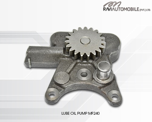 LUBE OIL PUMP MF240