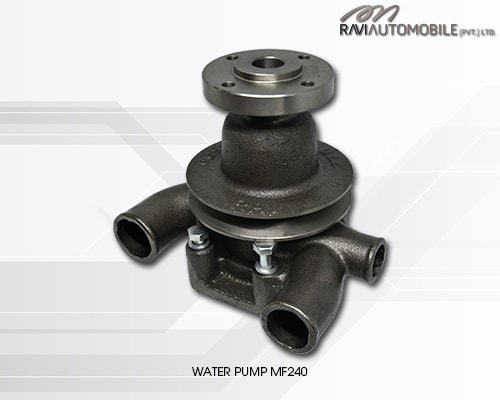 WATER PUMP MF240